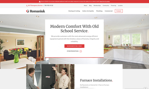 Romaniuk Heating & Ac